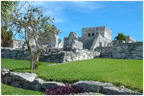 Site Maya de Tulum 1