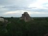 Vue du site archéologique d'Uxmal