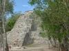 La plus grande pyramide Maya du Yucatan