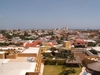 Vue de Veracruz du dernier étage du Holiday Inn
