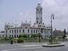 La explanada del Malecon Veracruz, Ver.
